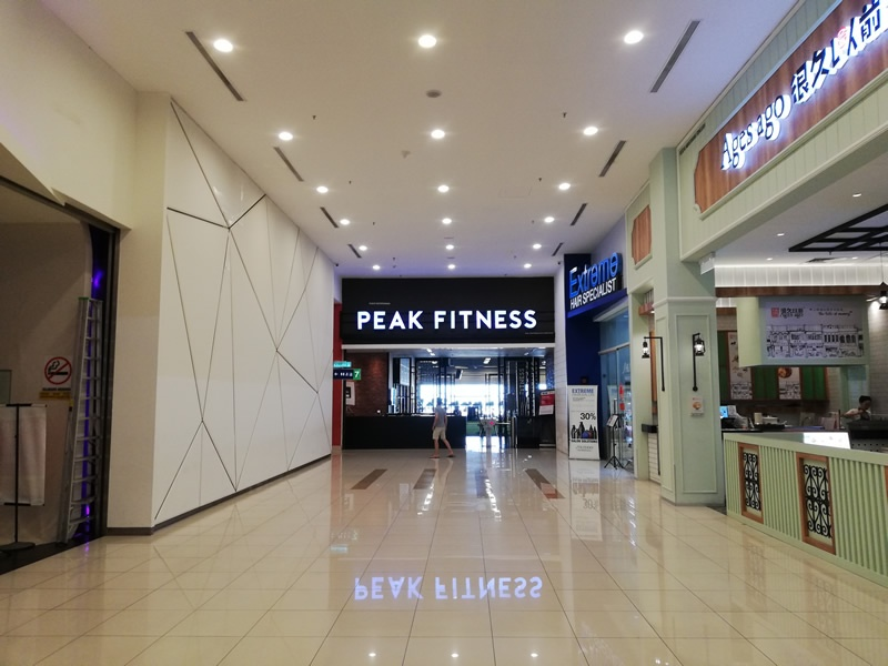 Peak Fitness Penang