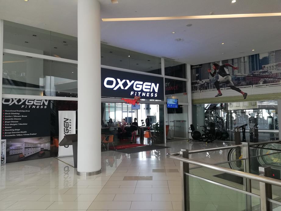 Oxygen Fitness Penang