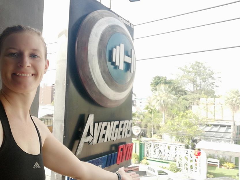 Avengers Gym, Hat Yai