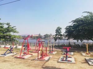 Free Gym Kanchanaburi Fitness Park