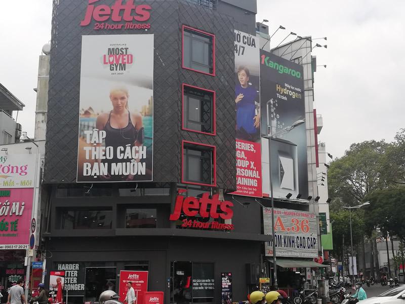 Jetts Vietnam HCMC