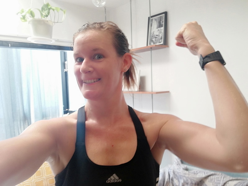 Keep Fit In Covid-19 – My Story