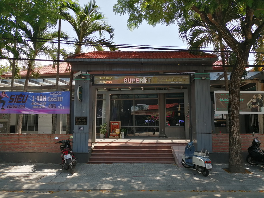 Superfit Hoi An Fitness & Yoga