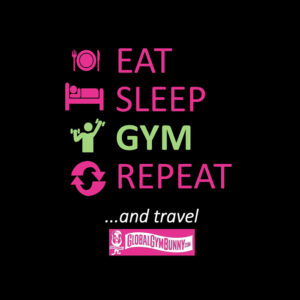 Eat Sleep Gym Repeat