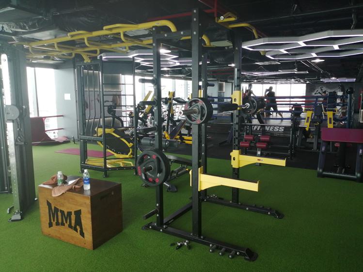 MMA Gym Danang