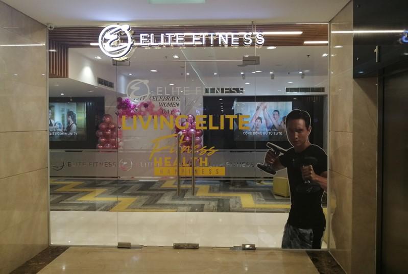Elite Fitness Dong Khoi HCMC