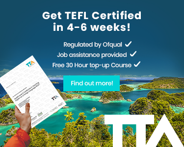 Want To Get TEFL Course?